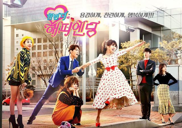 Sinopsis drama One More Happy Ending (2016) - Drama romantis komedi