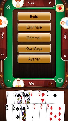 Batak Ustası game (apk) free download for Android/PC/Windows screenshot
