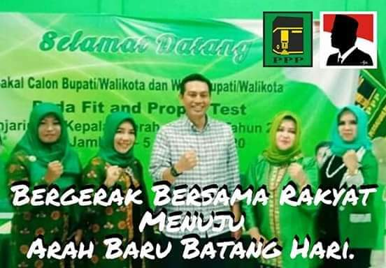 Jelang Muswil PPP, Nama MFA Masuk Bursa Balon Ketua  DPW