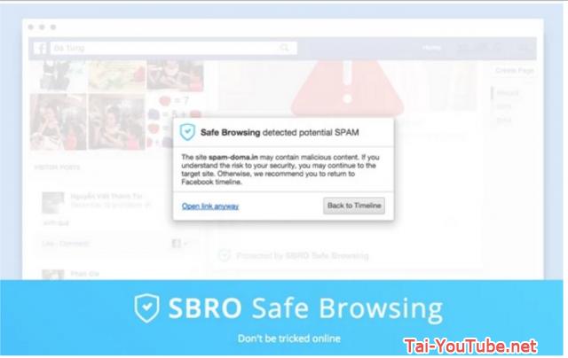 Tải phần mềm ngăn chặn quảng cáo - SBRO Safe Browsing cho Windows + Hình 6