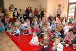 Pierwsze, magiczne pasowanie przedszkolaków 2012