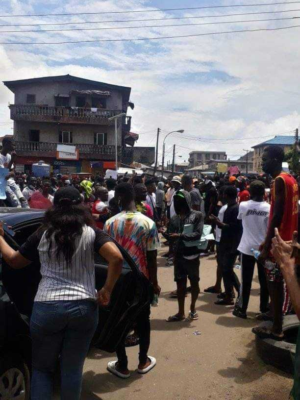49 Killed As EndSARS Protests Turn Bloody Across Nigeria - PUNCH