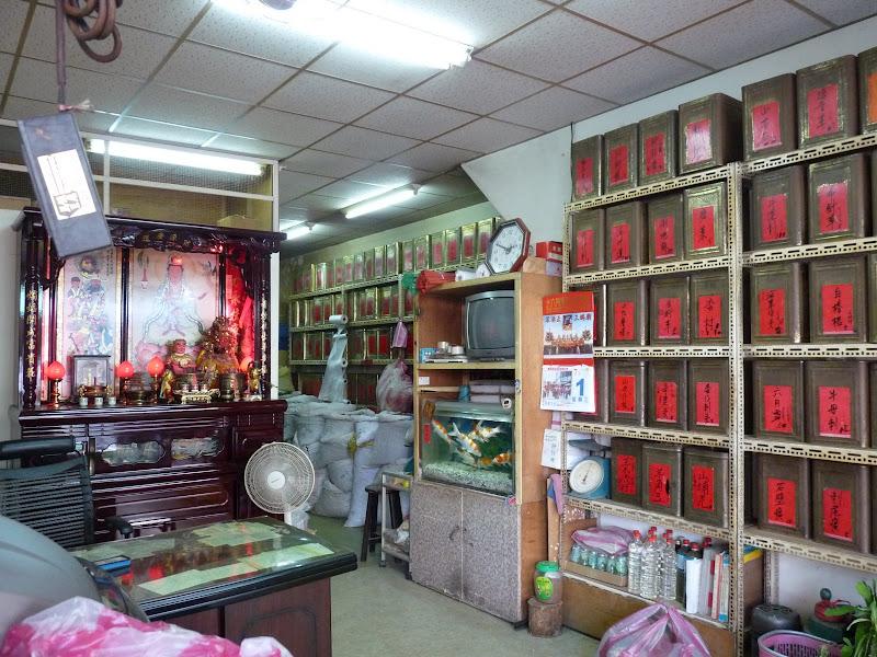 TAIWAN Taipei autour de Longshan Temple - P1120488.JPG