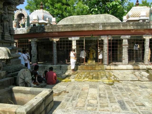 Sri Amirtha Kadeswarar Temple, Thirukkadambur, Kattumannarkoil - 275 Shiva Temples