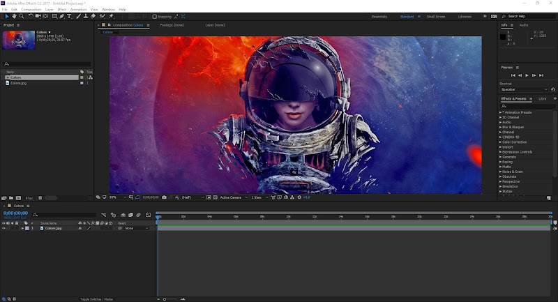 adobe after effects full training videos