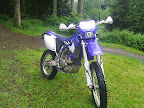 2005 Yamaha WR250F - Dual Sport Build Completed