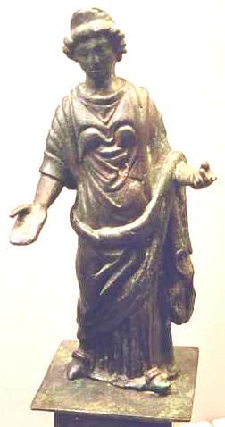 Goddess Rosmerta Image