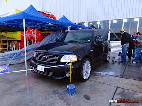 Black Ford F150