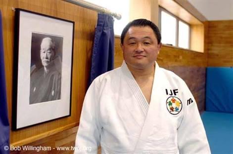Sportivitas Sejati dalam Babak Final Pertandingan Judo