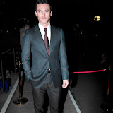 WWW.ENTSIMAGES.COM -  Luke Evans  and   The 40th London Evening Standard British Film Awards in association with London Film Museum supported by Chopard and Moët & Chandon                                                       Photo Mobis Photos/OIC 0203 174 1069