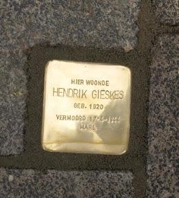 Hendrik Gieskes - Lasondersingel 141