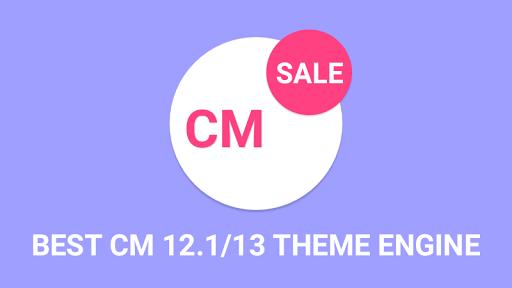 Best CyanogenMod 12.1 / 13 Theme Engine