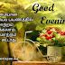 Good evening kavithai image