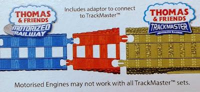 Sản phẩm đi kèm ray chuyển đổi Adaptor to connect to TrackMasster