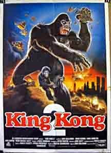Watch King Kong Lives Online Free in HD