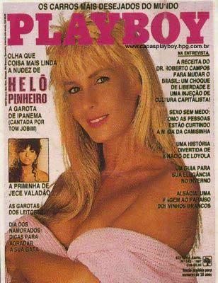 Helô Pinheiro - Playboy 1987