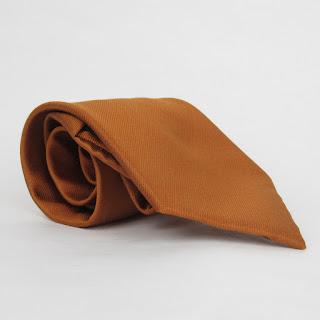 Orange Tom Ford Tie