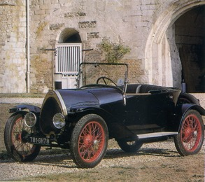 Bugatti Type 13 Brescia 1920-26