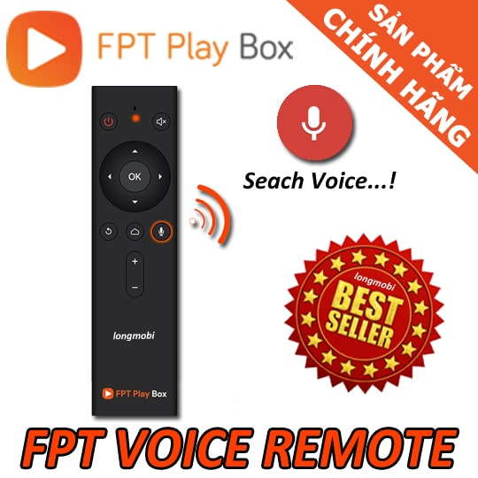 fpt voice remote