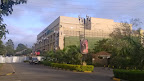 Phone photo - the well known shopping mall of Nairobi