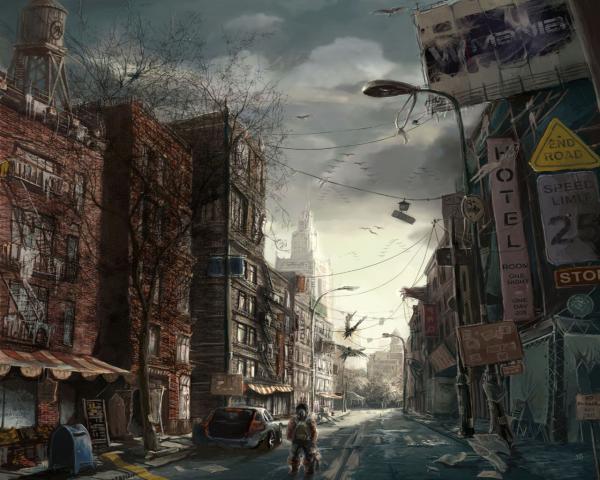 Place Of Deep, Fantasy Scenes 2
