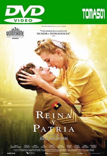 Reina y patria (2014) DVDRip