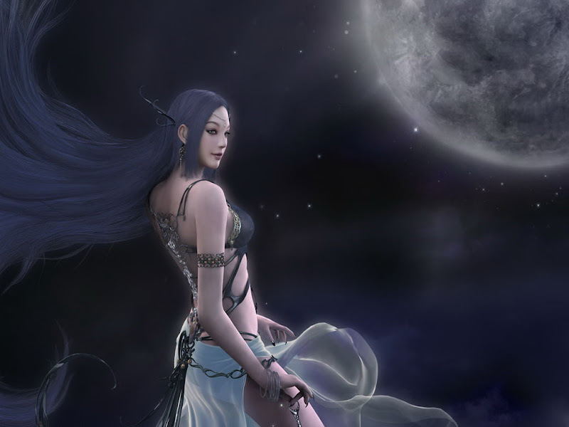 The Influence Of The Moon, Moon Magic