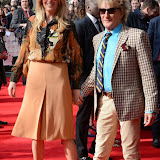 OIC - ENTSIMAGES.COM - Penny Lancaster-Stewart and Rod Stewart at the The  Princess Trust and Samsung Celebrate Success Awards 2015 London 15th December 2014