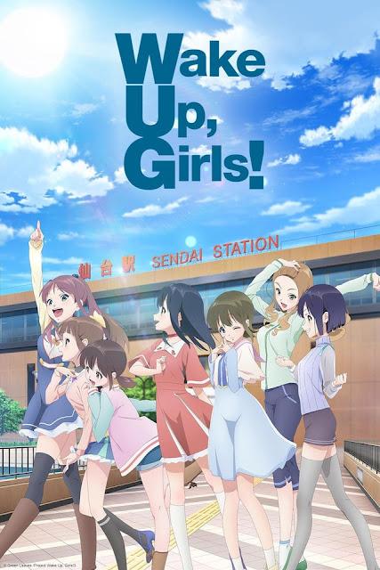 Wake Up, Girls! New Chapter