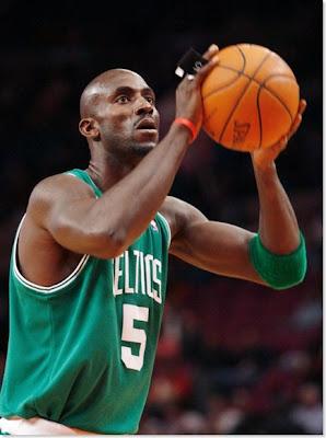 Kevin Garnett Celtics News