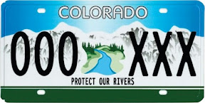 Protect Our Rivers License Plate :  1) Go to http://www.protectourrivers.net to pay the fully tax-deductible, one-time $25 donation to CTU. Use Partner  Code C128. A personalized certificate will be e-mailed to you. 2) Take this certificate (and any other required docs, such as registration, proof of insurance, etc.) to your local county clerk's office and pay the one-time $50 special plate fee to the DMV. Your normal registration fee will be prorated based on where you are in your renewal cycle. 3) Get your plate.