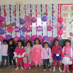 Pink & Purple Colour Day (Nursery) 02.02.2017