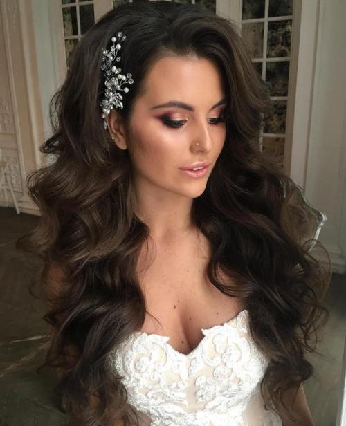 Best Wedding Hairstyles For Long Hair 2017