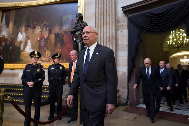 Muere Colin Powell, exsecretario de estado de Estados Unidos