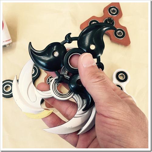 S 5332266656243 thumb%25255B2%25255D - 【ガジェット】「ハンドスピナー」レビュー。手持ち無沙汰に最適。ペン回し代わり回転の力に敬意を払え。ガジェット大好き大人のおもちゃ【Fidget/フィジェット/ハンドキューブ】