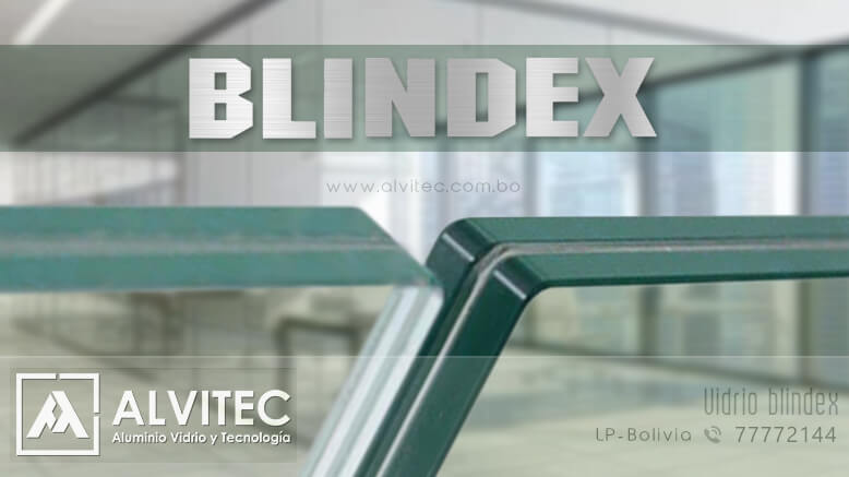 Vidrio blindex bolivia