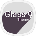 Crystal Glass HD - Icons pack Theme WALLPAPER full icon