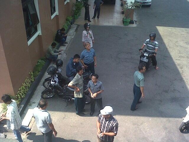 Sejumlah Oknum Pegawai PN Jombang jadi Calo Sidang