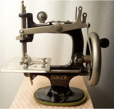 Male Pattern Boldness Toy Sewing Machines For Children Yea Or Nay Interesting Elna Junior Sewing Machine
