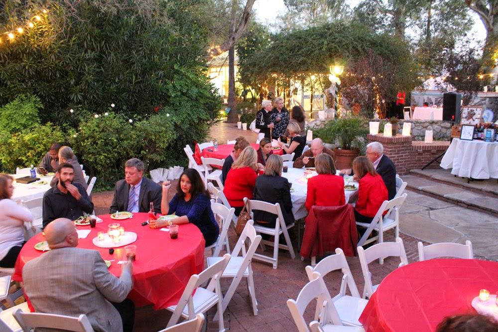 December Chamber XChange at Tucson Botanical Gardens
