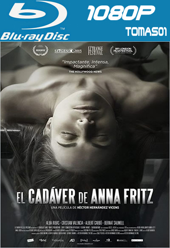 El cadáver de Anna Fritz (2015) BDRip m1080p