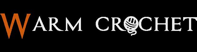 warmcrochet logo ( white )