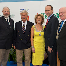 Cork Week Official Opening 2010 Image Robert Bateman