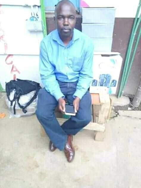 The alleged assailant Ayoyi Ayuga. PHOTO | BMS