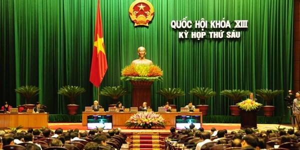 Cuộc họp Quốc Hội trừng phạt những chủ đầu tư BĐS đại lừa