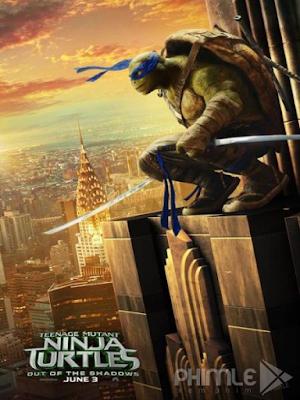 Phim Ninja Rùa 2: Đập Tan Bóng Tối - Teenage Mutant Ninja Turtles: Out of the Shadows (2016)