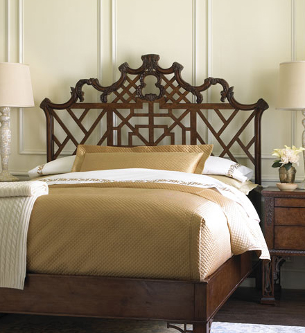 Chinese Chippendale Bed : you need a chinoiserie bedroom don t you let me help get this bed