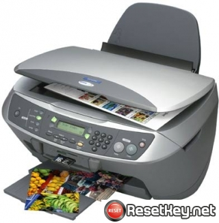 Reset Epson CX6400 printer Waste Ink Pads Counter