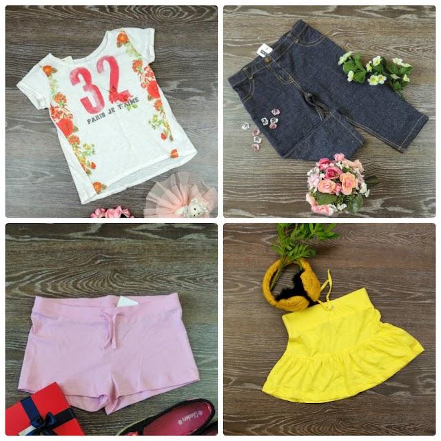 Одежда для девочек (возраст 8-9 лет)