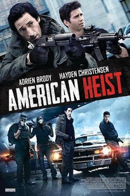 American Heist (2014) BluRay 720p HD Watch Online, Download Full Movie For Free